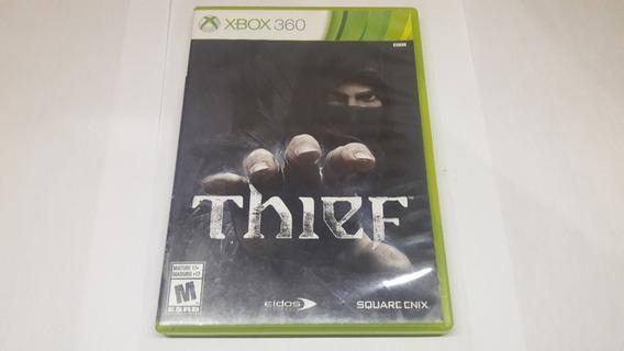 Jogo Original Xbox 360 Thief Midia Fisica