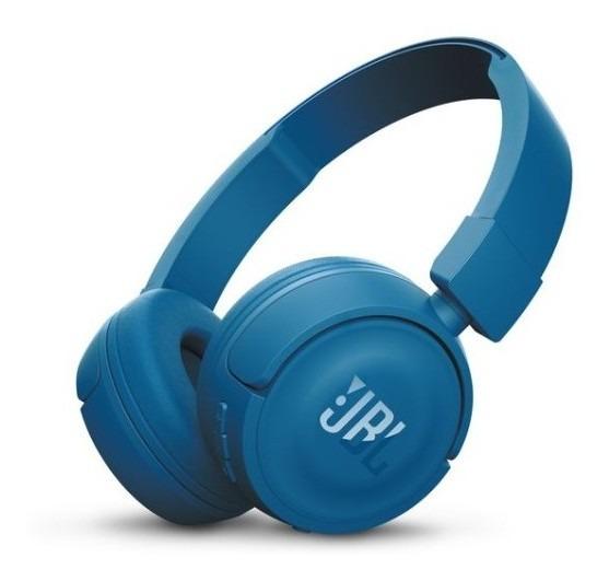 Fone Jbl Bluetooth Sem Fio T450bt Azul