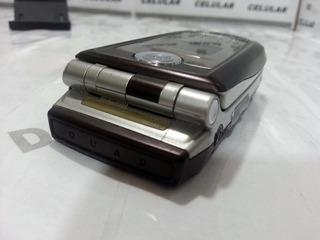 Celular Motorola Mpx220 Original Fliper Gg Visor Raridade