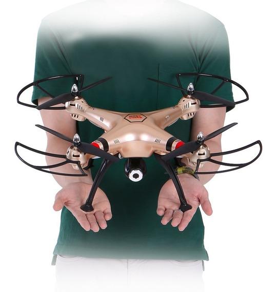 Drone Syma X8hw Wifi Fpv 2mp Zerado