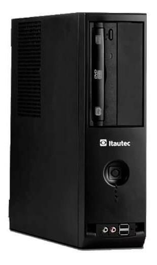 Cpu Desktop Itautec Infoway St4271 Core I7 870 4gb Hd 500gb