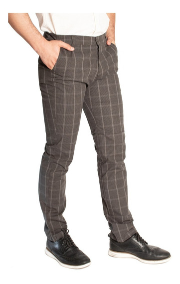 Pantalon Cuadros Hombre Mercadolibre Com Mx