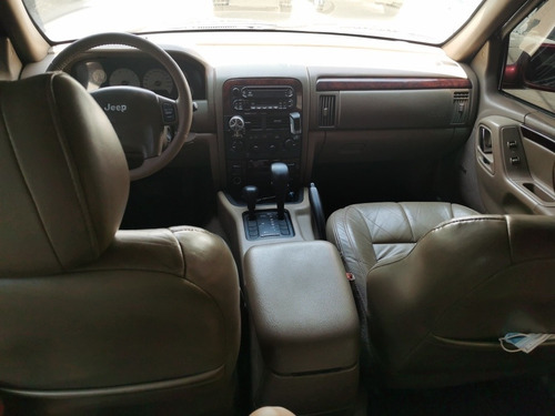 Jeep Grand Cherokee Límit Full