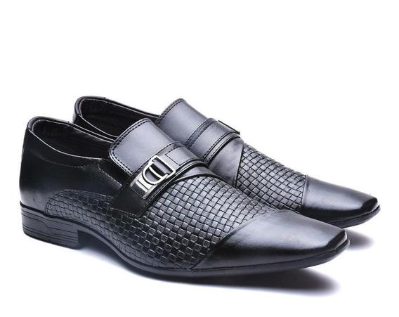 Sapato Masculino Versales Preto