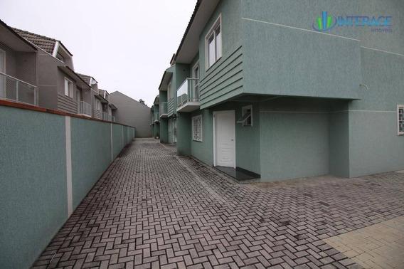 Sobrado Com 3 Dormitórios Para Alugar, 140 M² Por R$ 2.000,00/mês - Santa Felicidade - Curitiba/pr - So0119