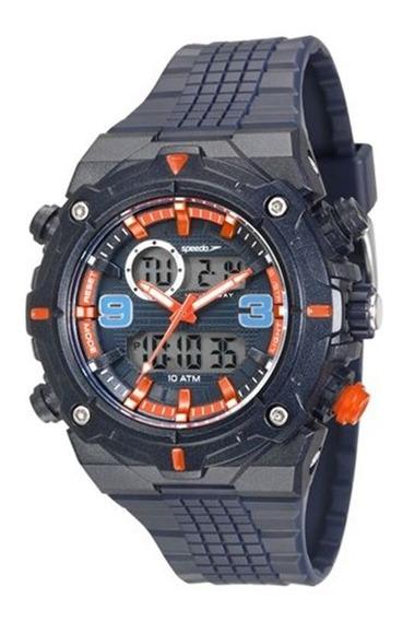 Relógio Speedo Masculino Esportivo Digital 80608g0evnp2