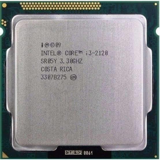 Processador Intel Core I3 2120 2° Geração