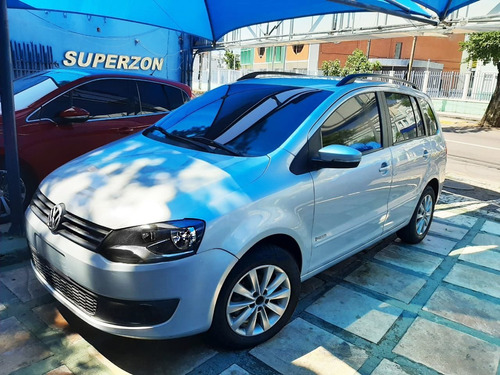 Volkswagen Spacefox 2012 1.6 Trend Total Flex I-motion 5p