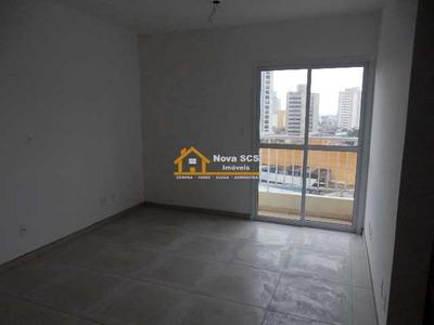 Apartamento Com 2 Dorms, Barcelona, São Caetano Do Sul, Cod: 412 - A412