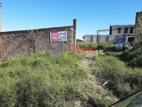 Terreno À Venda Com 250m² Por R$ 100.000,00 No Bairro Paloma - Colombo / Pr - Mtr-0124
