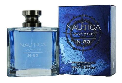 Perfume Original Nautica Voyage N-83 Pa - mL a $899