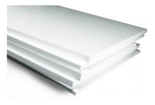 Plancha Telgopor Placa Eps 1m X 1m X 25mm Alta Densidad