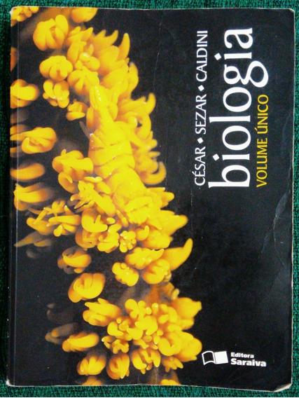 Biologia - Volume Único ( Usado )