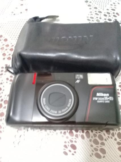 Camera Maquina Fotografica Nikon Em Otimo Estado