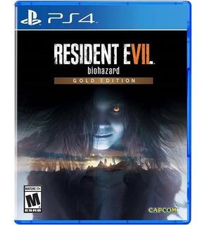 Resident Evil 7 Biohazard Gold Edition Ps4. Surfnet Store
