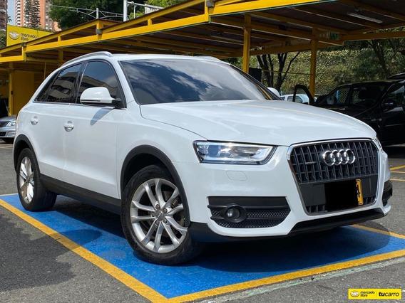 Audi Q3 2.0 Tfsi Quattro Luxury