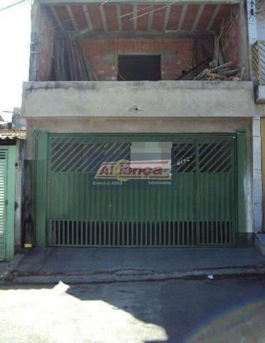 Sobrado Residencial À Venda, Cidade Serodio, Guarulhos - So1425. - Ai7454