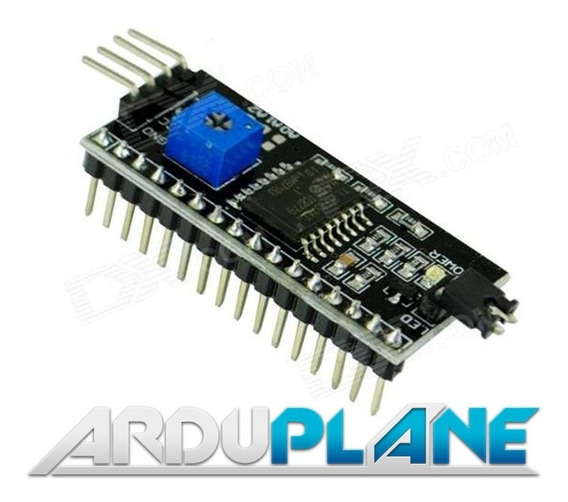 Modulo Serial I2c/iic Lcd 16x2 - Arduino