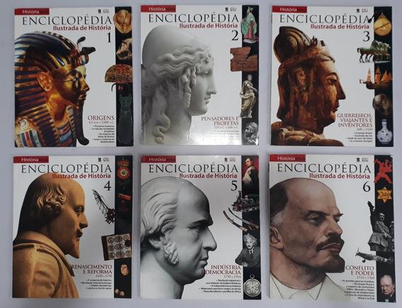 História Viva Enciclopédia Ilustrada De História Carlos Pava