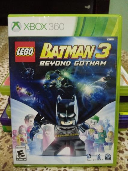 Lego Batman 3 Para Xbox 360