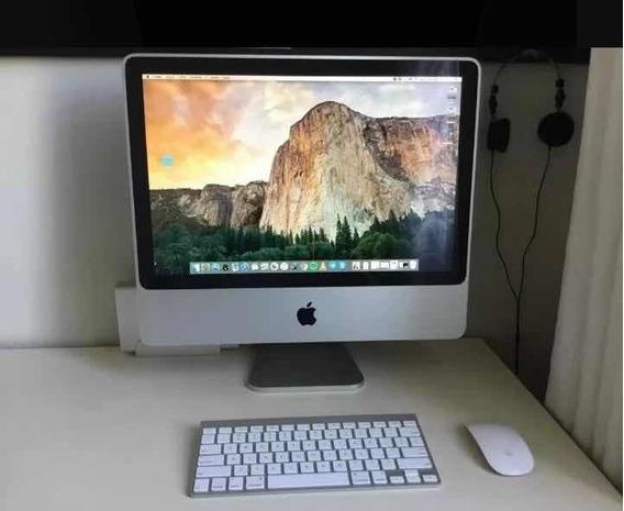 iMac Early 2008 Monitor 20 E 1 Tb De Memória