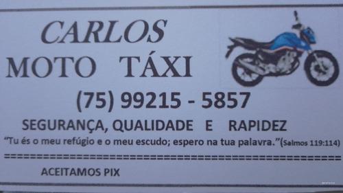 Imagem 1 de 1 de Carlos Moto Taxi
