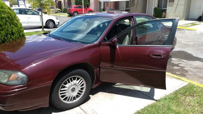 Chevrolet Impala Piel Abs Cd At 2000