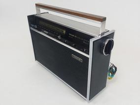 Rádio Philco Transglobe B481 Para Colecionador