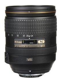 Lente Nikon 24-120mm F/4 G N