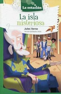 La Isla Misteriosa - Estación Mandioca