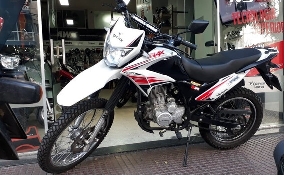 Corven Triax 250 2020 Pocos Km