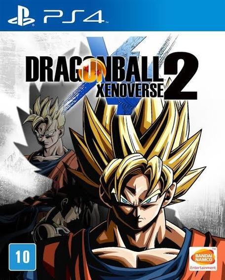 Dragon Ball Xenoverse 2 PromoçãoPs4