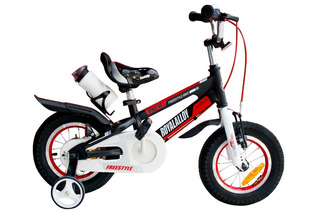 Bicicleta Infantil Royal Baby Space Aluminio Rodado 16 Niño