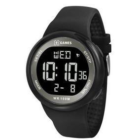 Relógio X-games Xmppd442 Pxpx Preto