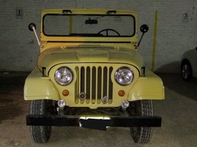 Ika Jeep Ika 4x4 1971 Original