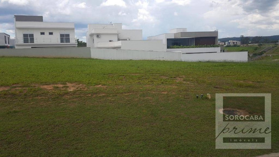 Terreno À Venda, 472 M² Por R$ 247.000 - Alphaville Nova Esplanada Iii - Votorantim/sp, Próximo Ao Shopping Iguatemi. - Te0129