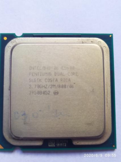 Processador Intel E5400 2,7 Ghz + Cooler Intel