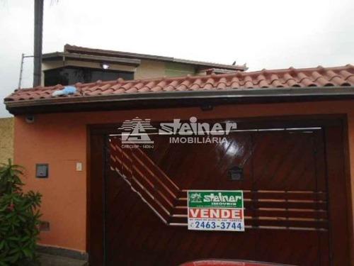 Imagem 1 de 30 de Venda Sobrado 3 Dormitórios Jardim Paulista  Guarulhos R$ 650.000,00 - 33904v
