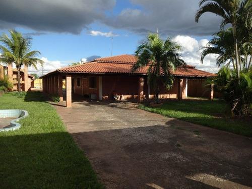 Imagem 1 de 30 de Chácara Com 4 Dormitórios À Venda, 1355 M² Por R$ 750.000,00 - Dois Córregos - Piracicaba/sp - Ch0229