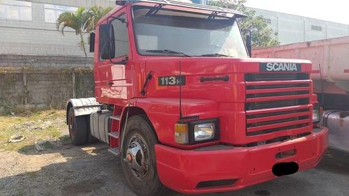 Imagem 1 de 3 de Scania  T113h 4x2 360 (valor Negociavel