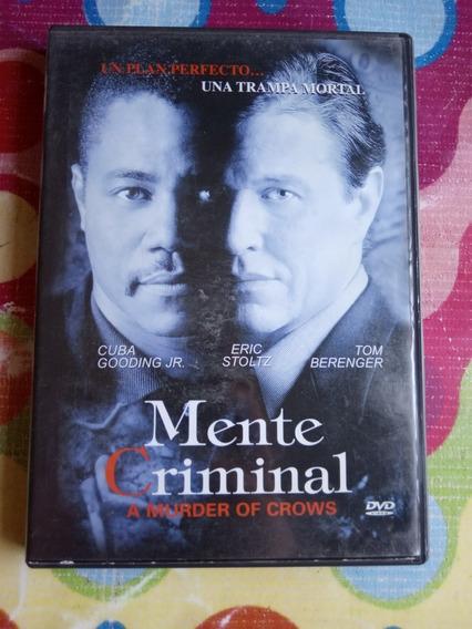 Dvd Mente Criminal Cuba Gooding Jr