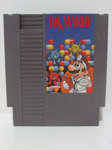 Dr Mario - Nintendo 8 Bits Original Americano