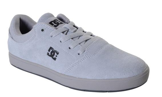 Tênis Dc Shoes Crisis Cinza
