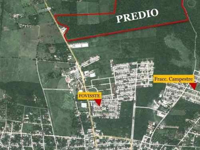 Terreno En Tizimín Yucatán Excelente Inversión