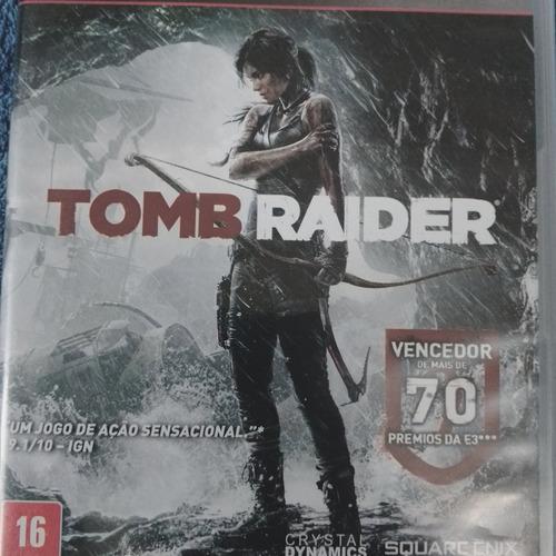 Tomb Raider Usado Ps3