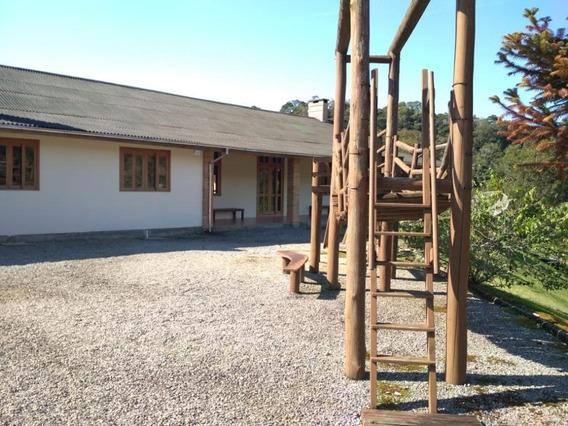 Chácara Residencial À Venda, Centro, Rancho Queimado. - Te0512