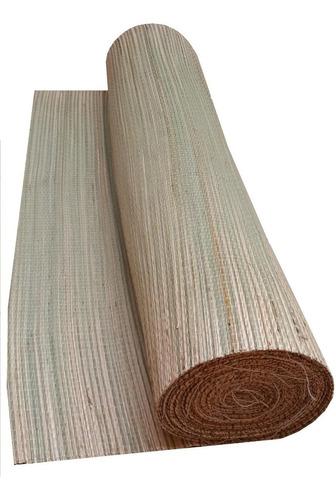 Esteira Palha 3,5m Tapete /forro/ Decoração / Pergolado