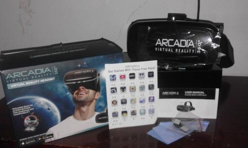 Lentes De Realidad Virtual Arcadia 360