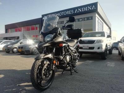 Suzuki Dl650a Abs Mecánica 2016 645 E37d