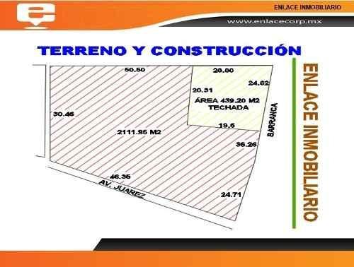 Terreno Y Construcción En San Jerónimo X.